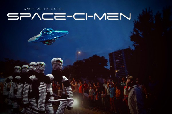 SPACE-CI-MEN